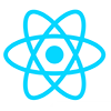 Logo of react